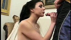 Sweet Nikki Knox getting fucked way harder than she expected