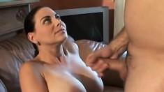 Big boobs boouncing during hardcore xxx action