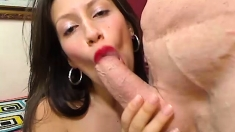 Young Teen And Big Cock Clip