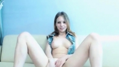 sweet young girl makes me cum