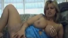 Hot MILF on cam
