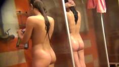 Spy Girl Shower