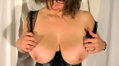 Busty Tina - Revealing My Big Boobs