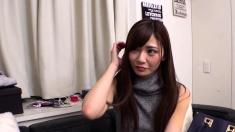 Japanese Teen Sana Anzyu Pov Blowjob