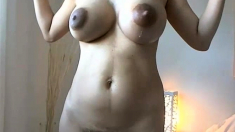 Pierced nipples gf first time anal sex while being recorded